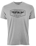 Fly Racing 2018 Pathfinder Tee - Dark Heather Grey