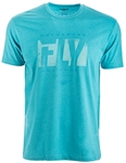 Fly Racing 2018 Riot Tee - Blue