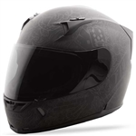 Fly Racing 2018 Revolt FS Ink 'N Needle Helmet - Matte Black/Gunmetal