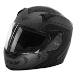 Fly Racing 2018 Revolt FS Patriot Helmet - Matte Grey/Black