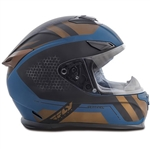 Fly Racing 2018 Sentinel Mesh Helmet - Blue/Copper
