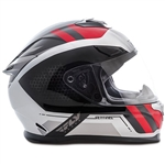 Fly Racing 2018 Sentinel Mesh Helmet - Grey/Red