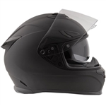 Fly Racing 2018 Sentinel Solid Helmet - Matte Black