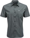 Fly Racing 2018 Short Sleeves Button Up Shirt - Dark Grey