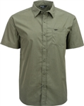 Fly Racing 2018 Short Sleeves Button Up Shirt - OD Green