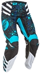 Fly Racing 2018 Womens Overboot Kinetic Pant - Blue/Black