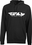 Fly Racing 2018 Youth Corp Pullover Hoody - Black