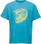 Fly Racing 2018 Youth Head Case Tee - Royal