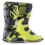 Fly Racing 2017 Youth Maverik Boots - Hi-Vis