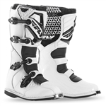 Fly Racing 2017 Youth Maverik Boots - White