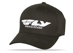Fly Racing 2018 Youth Podium Hat - Black