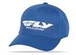 Fly Racing 2018 Youth Podium Hat - Blue