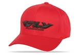 Fly Racing 2018 Youth Podium Hat - Red