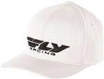 Fly Racing 2018 Youth Podium Hat - White