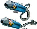 Joe Gibbs Racing - FMF Factory 4.1 RCT Exhaust System with Megabomb Header