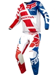 Fox Racing 2018 180 Mastar Airline Combo Jersey Pant - White