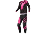 Fox Racing 2018 180 Mastar Combo Jersey Pant - Black