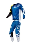 Fox Racing 2018 180 Race Combo Jersey Pant - Blue