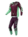 Fox Racing 2018 180 Race Combo Jersey Pant - Green