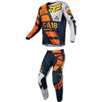 Fox Racing 2018 180 Sayak Combo Jersey Pant - Orange