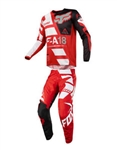 Fox Racing 2018 180 Sayak Combo Jersey Pant - Red
