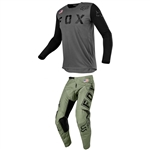 Fox Racing 2018 180 SD SE Combo Jersey Pant - Grey/Black