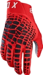 Fox Racing 2018 360 Grav Gloves - Red