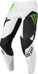 Fox Racing 2018 360 Monster Pro Circuit LE Pant - White/Green