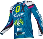 Fox Racing 2017 360 Rohr Jersey - Teal