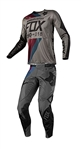Fox Racing 2018 360 Draftr Combo Jersey Pant - Charcoal