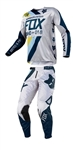 Fox Racing 2018 360 Draftr Combo Jersey Pant - Light Grey