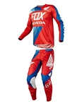 Fox Racing 2018 360 Honda Combo Jersey Pant - Red