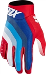 Fox Racing 2018 Airline Draftr Gloves - Red