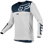Fox Racing 2018 Airline Jersey - Navy/White