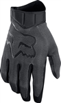 Fox Racing 2017 Airline Race Gloves - Black/Charcoal