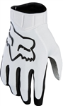 Fox Racing 2017 Airline Race Gloves - White