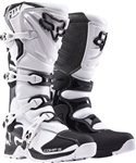 Fox Racing 2017 Comp 5 Boots - White