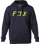 Fox Racing 2018 District 2 Zip Hoody - Midnight