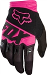 Fox Racing 2017 Dirtpaw Race Gloves - Black/Pink