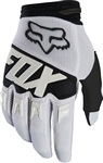 Fox Racing 2017 Dirtpaw Race Gloves - White
