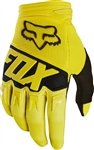 Fox Racing 2017 Dirtpaw Race Gloves - Yellow