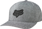 Fox Racing 2018 Heads Up 110 Hat - Heather Grey