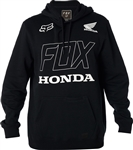 Fox Racing 2018 Honda Pullover Fleece - Black
