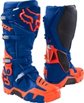 Fox Racing 2017 Instinct Offroad Boots - Blue
