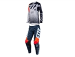 Fox Racing 2018 Kids Girls 180 Combo Jersey Pant - Grey/Orange