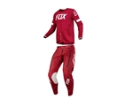 Fox Racing 2018 Legion Offroad Combo Jersey Pant - Dark Red