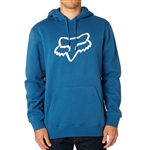 Fox Racing 2018 Legacy Fox Head Pullover - Blue