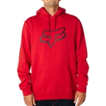 Fox Racing 2018 Legacy Fox Head Pullover - Flame Red