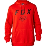 Fox Racing 2018 Legacy Moth Pullover Hoody - Dark Red