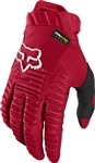 Fox Racing 2018 Legion Gloves - Dark Red